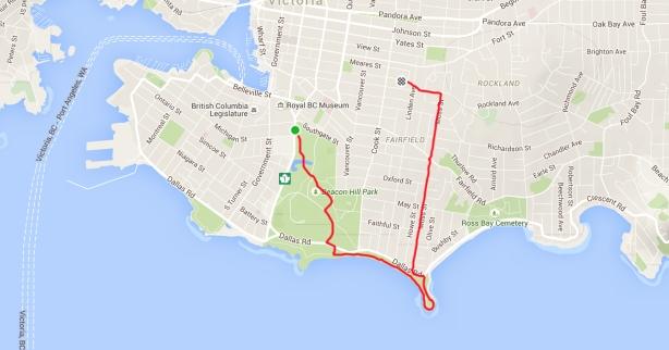 5km Run, Victoria