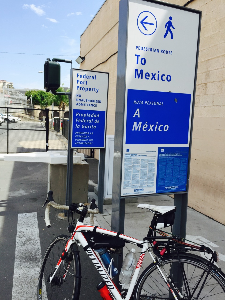 Day Forty-Nine – San Diego to Tijuana | Flea The Race