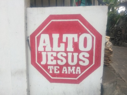 STOP JESUS loves you